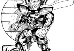 Rob Liefeld Superman